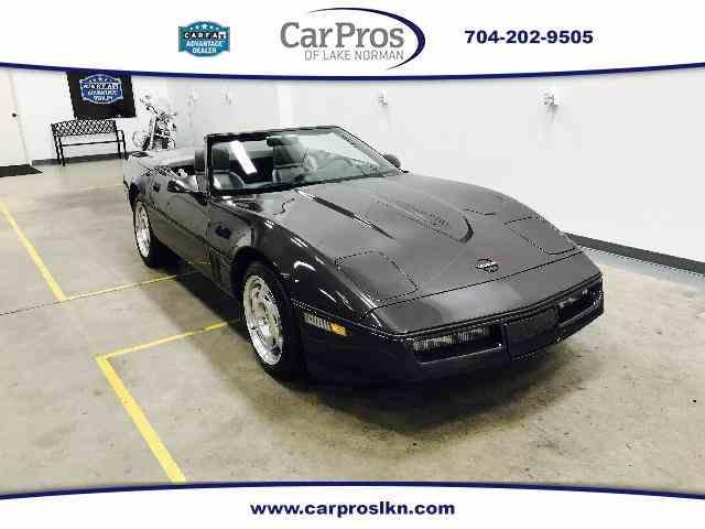 1990 Chevrolet Corvette | 1047205