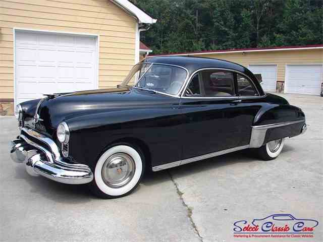 Picture of '49 Oldsmobile Club Coupe located in Hiram Georgia - $29,500.00 - MG14