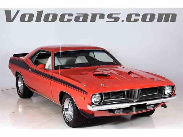 1974 Plymouth Barracuda | 1040723