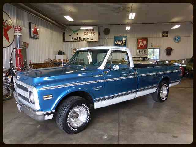 Picture of Classic 1970 C/K 10 - $9,900.00 - MG1V