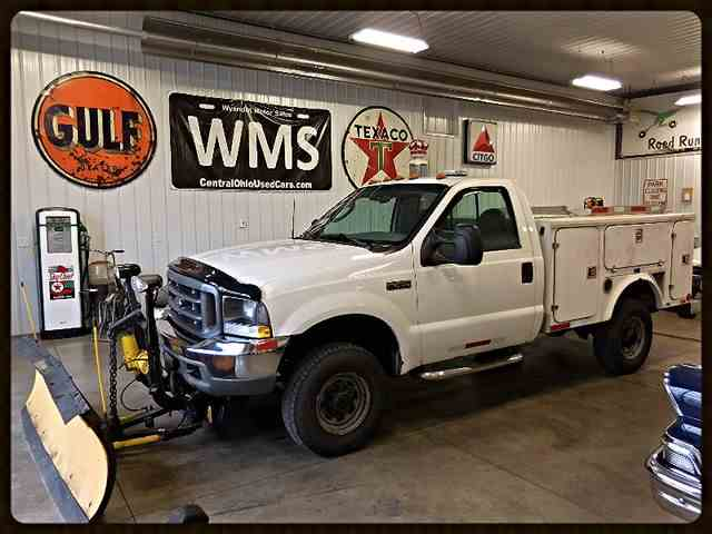2003 Ford F250 | 1047247