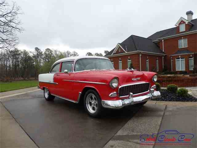 Picture of '55 Bel Air - MG2F