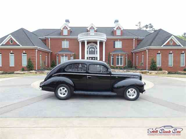 Picture of 1940 Ford 2-Dr Sedan located in Georgia - $45,500.00 - MG2G