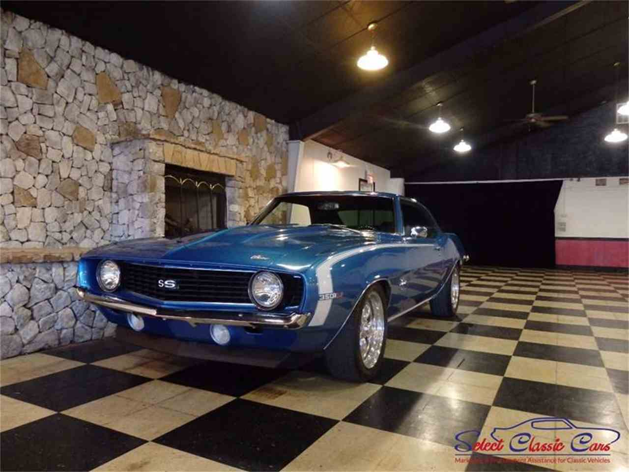 1969 camaro for sale in georgia - Large Picture Of 69 Camaro Mg2s