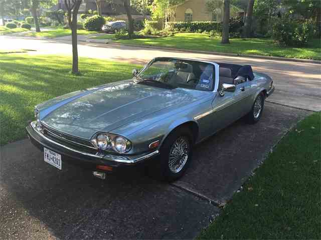 Picture of '90 Jaguar XJS - $13,750.00 - MAIX
