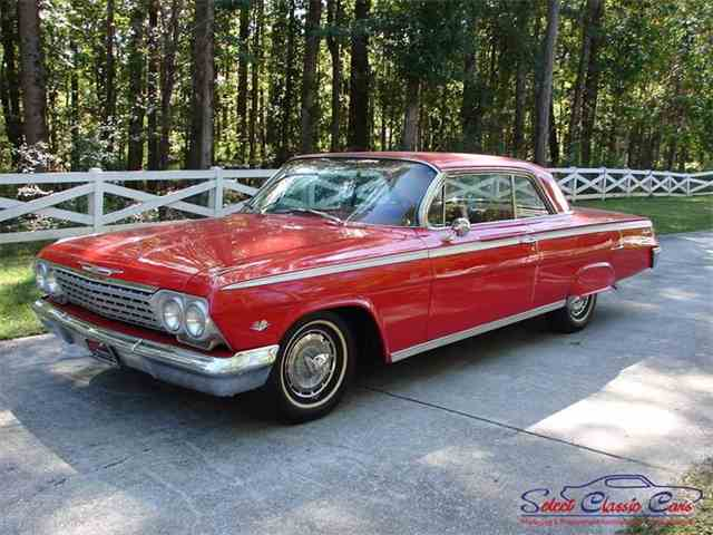 Picture of '62 Impala - MG3O