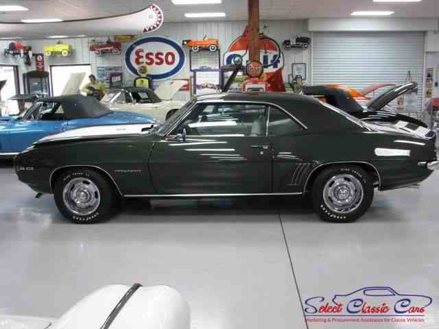 1969 Chevrolet Camaro | 1047304