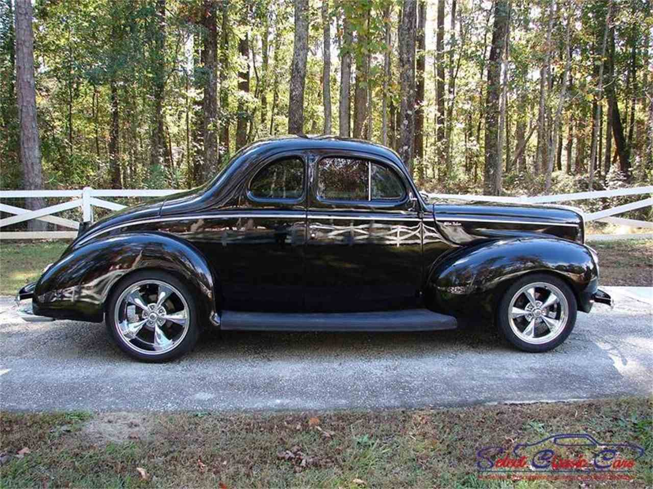 Large Picture of '40 Coupe - MG3T