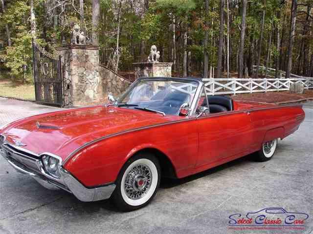 1961 Ford Thunderbird | 1047306