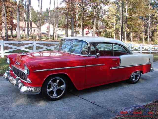 Picture of '55 Bel Air - MG3Y