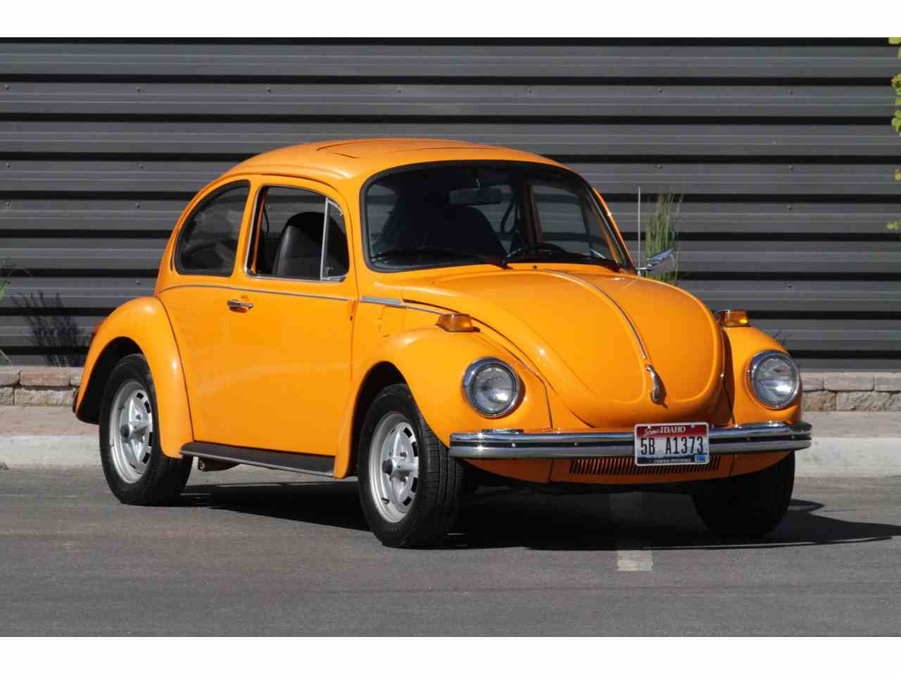 1973 volkswagen beetle for sale cc 1047322. Black Bedroom Furniture Sets. Home Design Ideas