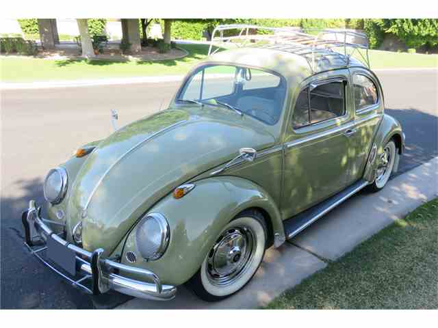 Picture of '60 Beetle located in ARIZONA - MG4H
