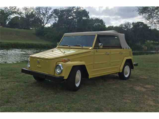 1973 Volkswagen Thing | 1047332