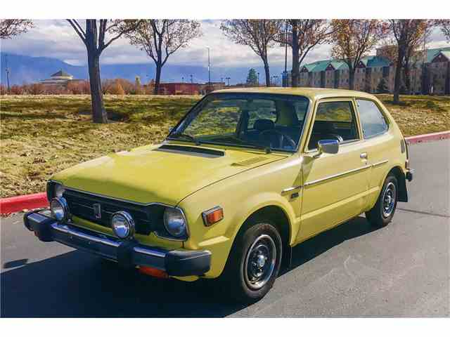 Picture of '79 Civic - MG4M