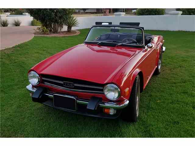 Picture of '76 TR6 - MG4P