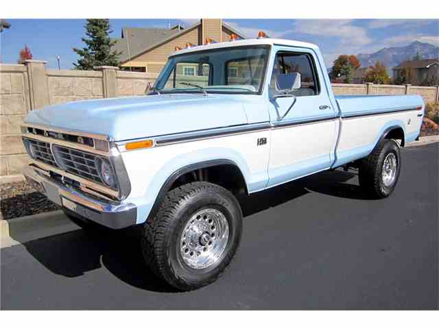 1975 Ford F250 | 1047340