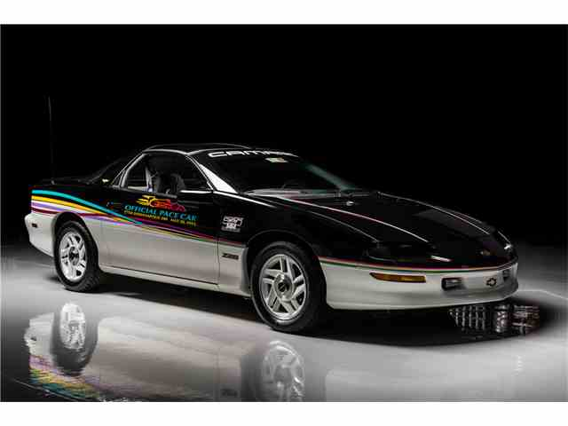 Picture of '93 Chevrolet Camaro Z28 Auction Vehicle - MG4V