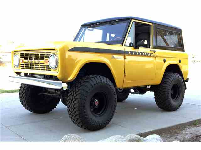 1966 Ford Bronco | 1047346