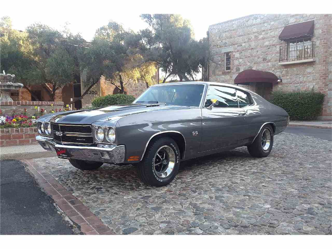 Large Picture of '70 Chevelle - MG53