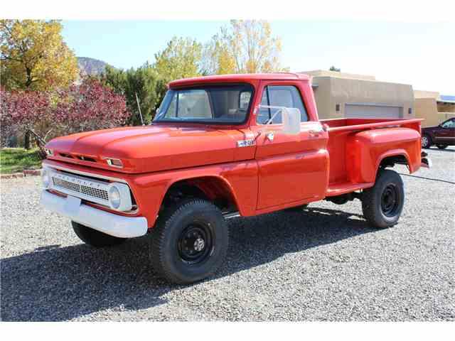 1965 Chevrolet K-20 | 1047355