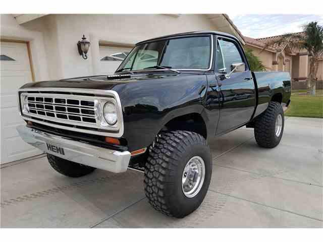1972 Dodge Power Wagon | 1047365