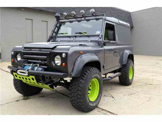 Picture of 1984 Land Rover Defender Auction Vehicle - MG5R