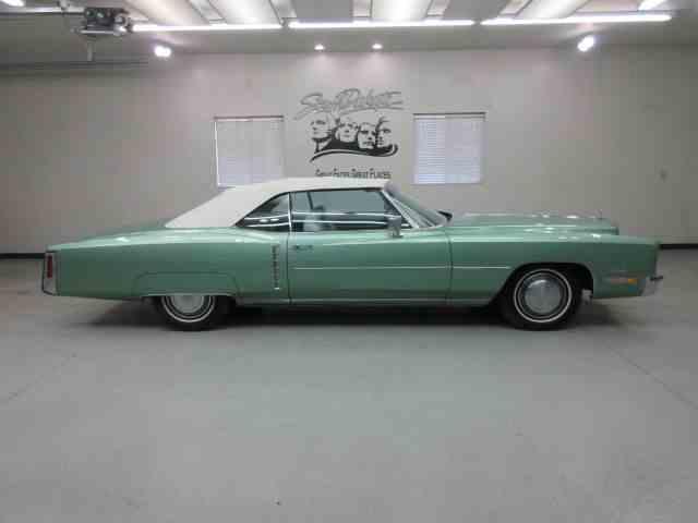 1972 Cadillac Eldorado | 1040738