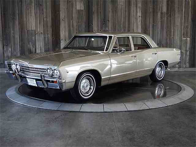 Picture of '67 Chevelle - MB1F