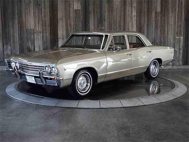 1967 Chevrolet Chevelle | 1040739