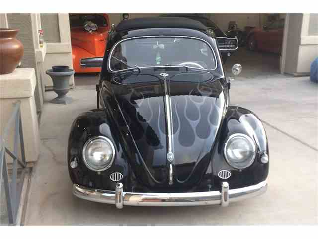 Picture of Classic 1957 Volkswagen Beetle located in Scottsdale ARIZONA Auction Vehicle - MG6C