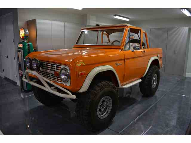 Picture of '76 Bronco located in ARIZONA Auction Vehicle - MG6L