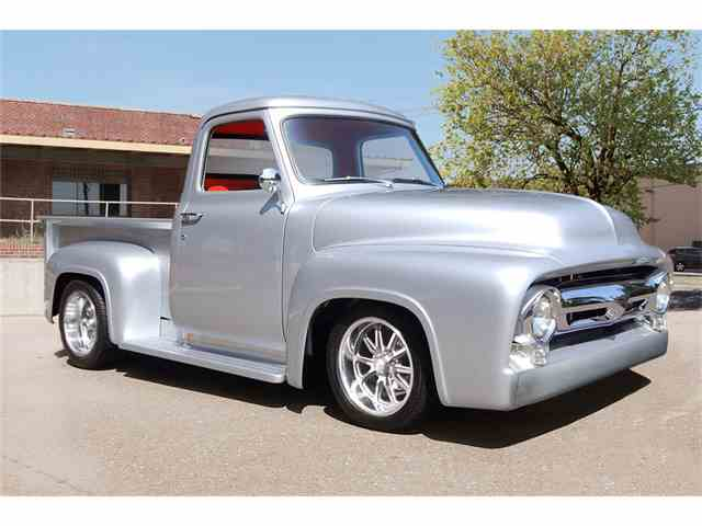 Picture of '54 F100 - MG73