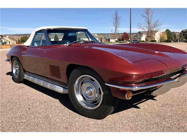 1967 Chevrolet Corvette   1047439