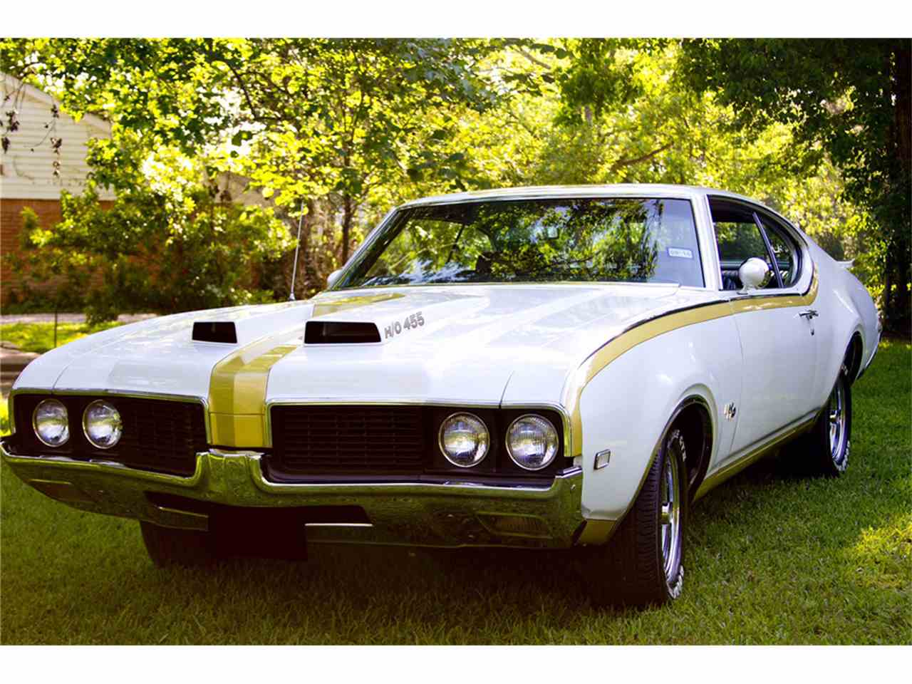 Large Picture of '69 Hurst located in Scottsdale Arizona Auction Vehicle Offered by Barrett-Jackson Auctions - MG7M