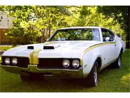Picture of Classic 1969 Oldsmobile Hurst Auction Vehicle - MG7M