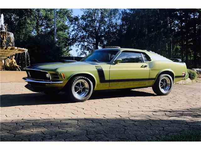 Picture of '70 Mustang - MG7O