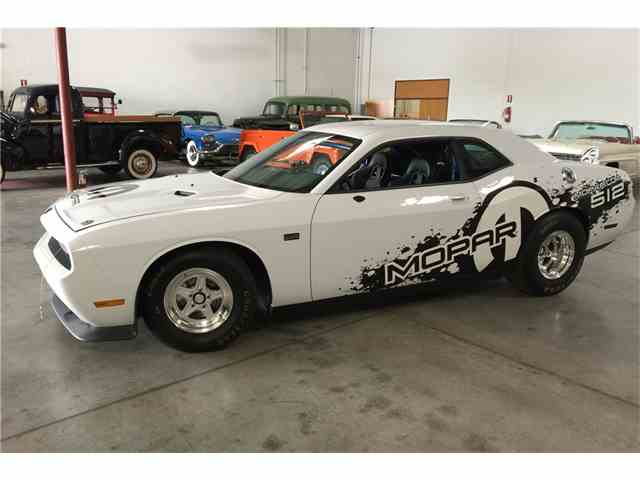 Picture of 2011 Dodge Challenger located in Scottsdale ARIZONA Offered by Barrett-Jackson Auctions - MG7P