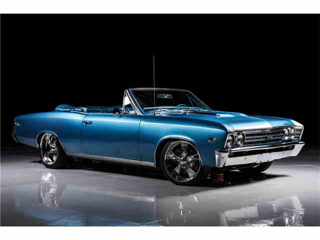 Picture of '67 Chevelle - MG7Q