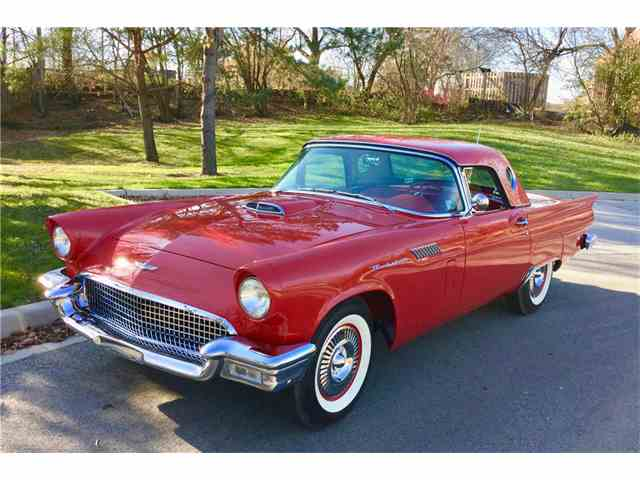 1956 Ford Thunderbird | 1047450