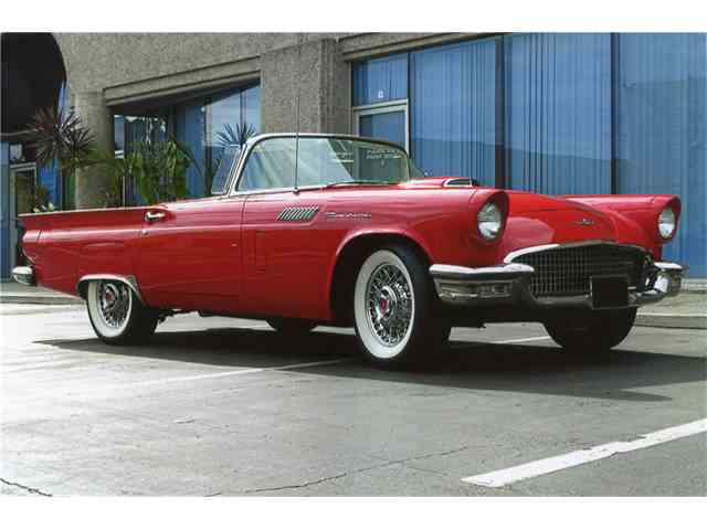 1957 Ford Thunderbird | 1047451