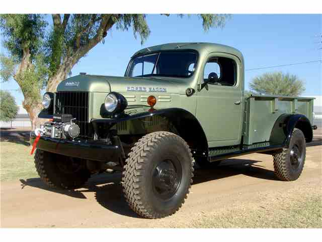 Picture of '51 Power Wagon - MG7Z