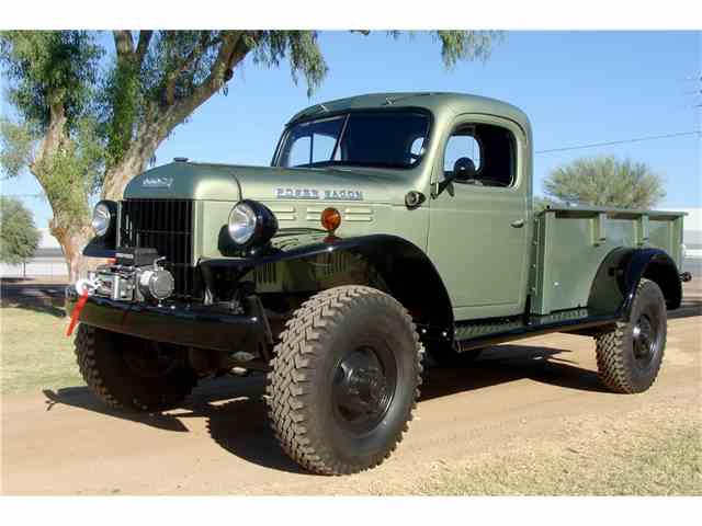 1951 Dodge Power Wagon | 1047455