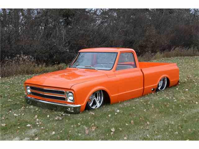 1967 Chevrolet C10 | 1047456