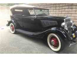 Picture of Classic '34 Ford Phaeton located in Scottsdale Arizona Offered by Barrett-Jackson Auctions - MG82