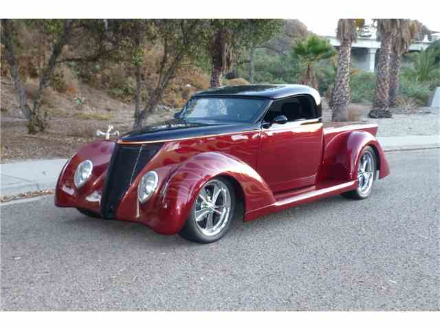 1937 Ford 1 Ton Flatbed | 1047460