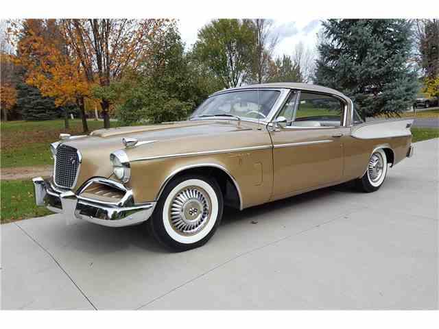 1957 Studebaker Golden Hawk | 1047461
