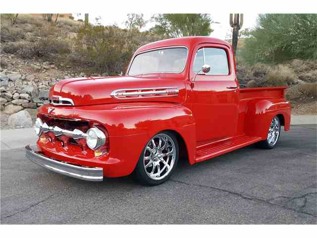 1951 Ford F1 | 1047466