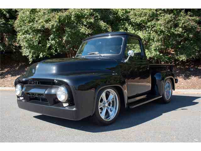 Picture of '54 F100 - MG8D
