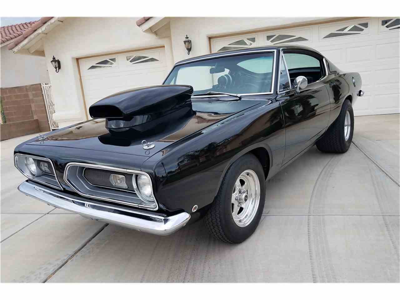 Large Picture of '68 Barracuda - MG8F