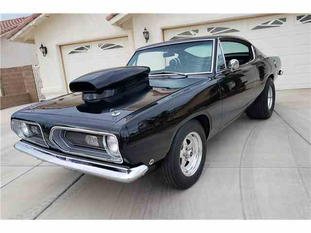 Picture of Classic 1968 Barracuda Offered by Barrett-Jackson Auctions - MG8F